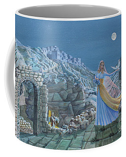 Our Lady Queen Of Peace Coffee Mug