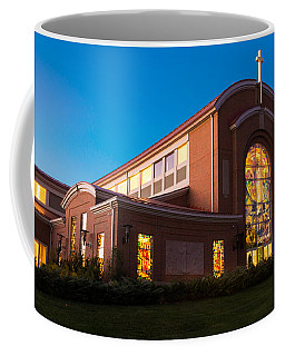 Our Lady Star Of The Sea Church Coffee Mug