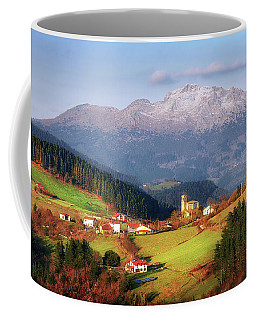 Our Little Switzerland Coffee Mug