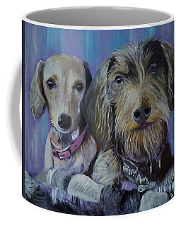 Our Pups Coffee Mug