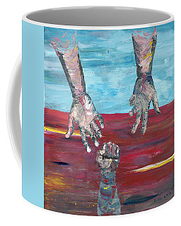 Our Sense Of Peace Is Only As Secure As Our Grasp Of Grace Coffee Mug