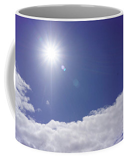 Our Star Coffee Mug by Cassandra Buckley