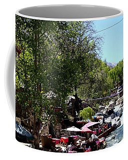 Coffee Mug featuring the photograph Ourika Valley 1 by Andrew Fare
