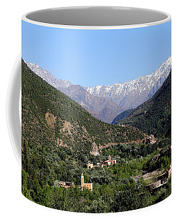 Coffee Mug featuring the photograph Ourika Valley 2 by Andrew Fare