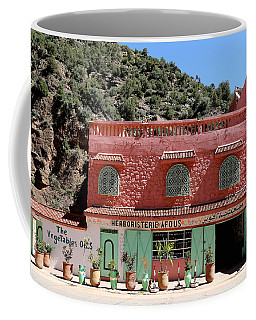 Coffee Mug featuring the photograph Ourika Valley by Andrew Fare