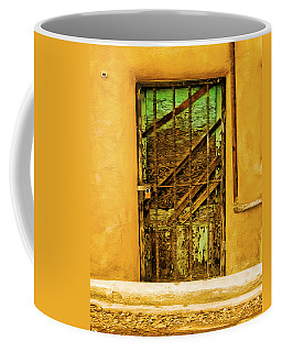 Out Back Coffee Mug