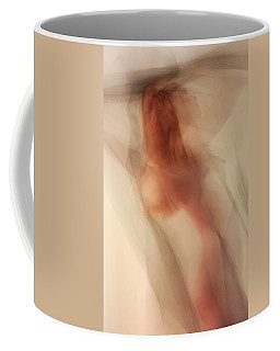Coffee Mug featuring the photograph Out From The Mist by Joe Kozlowski