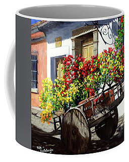 Out Of Darkness, Light Coffee Mug