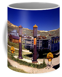 Out Of Gas Coffee Mug