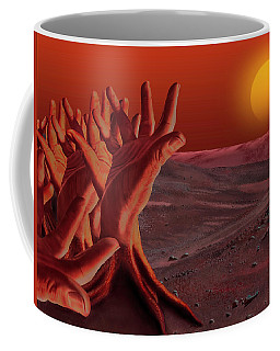 Out Of Hand Coffee Mug