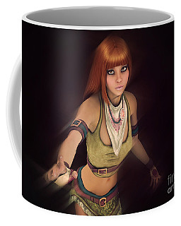Out Of The Dark Coffee Mug