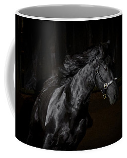 Out Of The Darkness Coffee Mug by Wes and Dotty Weber