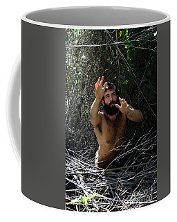 Out Of The Debris Coffee Mug