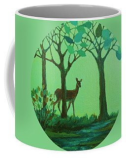 Out Of The Forest Coffee Mug