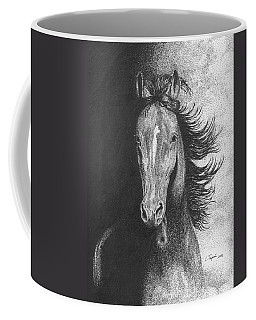 Out Of The Shadows Coffee Mug by Lawrence Tripoli