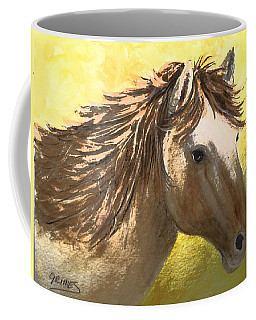 Out Of The Sun Coffee Mug by Carol Grimes