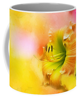 Out Of Yellow Coffee Mug
