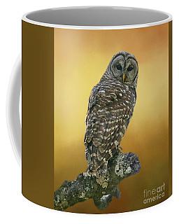 Out On A Limb Coffee Mug by Myrna Bradshaw