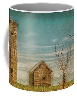 Out On The Farm Coffee Mug by Pamela Williams