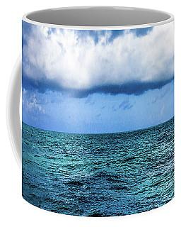 Out On The Open Sea Coffee Mug