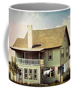 Out To Dry Coffee Mug