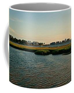 Out To Sea Coffee Mug