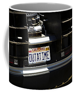 Outatime Coffee Mug