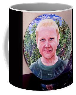Outdoors Boy Coffee Mug by Ruanna Sion Shadd a'Dann'l Yoder