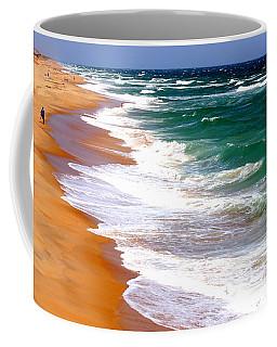 Outer Banks Beach North Carolina Coffee Mug