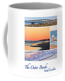 Outer Banks North Carolina Coffee Mug
