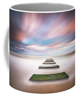 Outer Banks North Carolina Seascape Nags Head Nc Coffee Mug