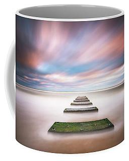 Outer Banks North Carolina Seascape Nags Head Nc Coffee Mug