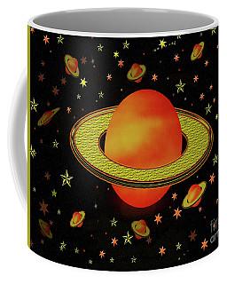 Outer Harvest Moons Coffee Mug