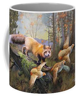 Outfoxed Coffee Mug