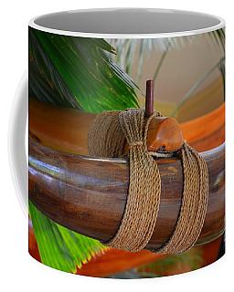 Outrigger Rigging - 4 Coffee Mug