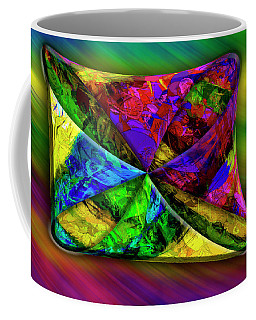Coffee Mug featuring the photograph Outside In by Paul Wear