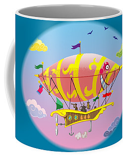 Dreamship II Coffee Mug