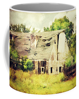 Coffee Mug featuring the photograph Over Grown by Julie Hamilton