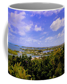 Over Looking  Somerset   Coffee Mug