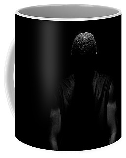 Coffee Mug featuring the photograph Over Me by Eric Christopher Jackson