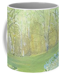 Over The Bridge Coffee Mug