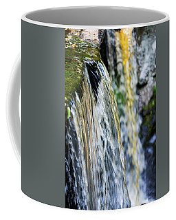 Over The Edge Visions Of Gold Coffee Mug