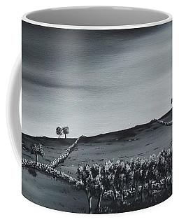 Over The Hill. Coffee Mug