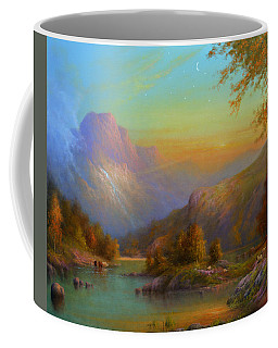 Over The Hills To Killarney Coffee Mug by Joe Gilronan