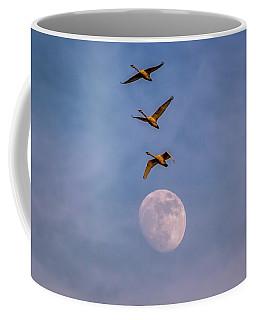 Over The Moon Coffee Mug