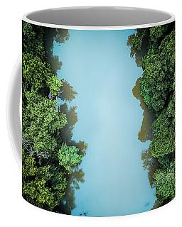 Over The River Coffee Mug