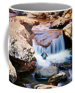 Over The Rocks Coffee Mug