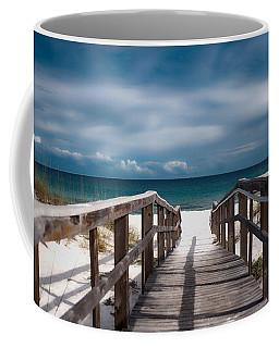 Over The Sand Coffee Mug