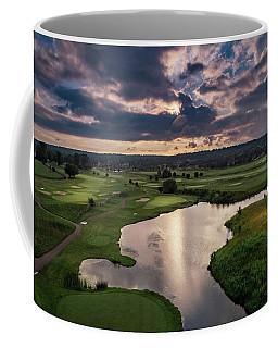 Over The Water Coffee Mug