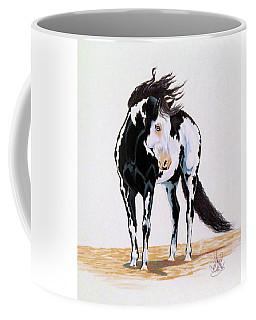 Overcast Framed Skies Coffee Mug